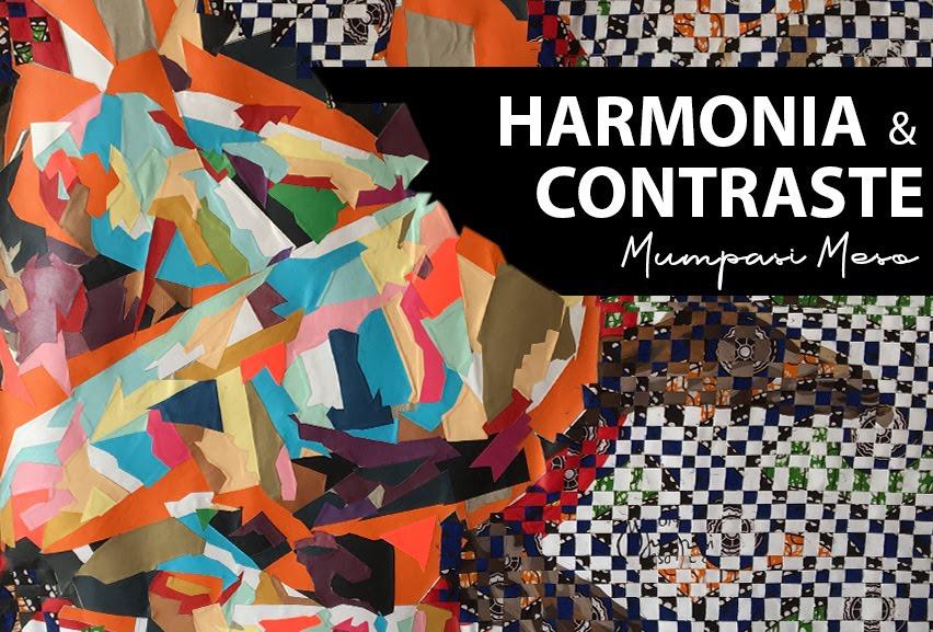 "É inaugurada hoje a ""Harmonia e Contraste"" de Mumpasi Meso"