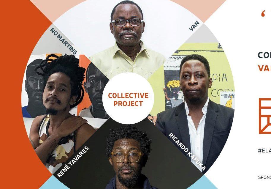 Espaço Luanda Arte apresenta-se na Feira de Arte e Design em Paris