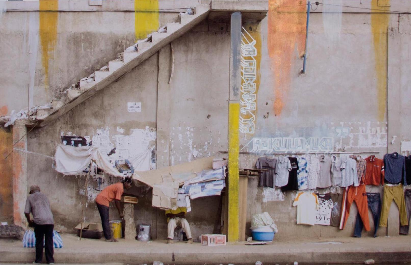 """""""As escadas do mundo"""" têm inauguração amanhã no Espaço Luanda Arte"""