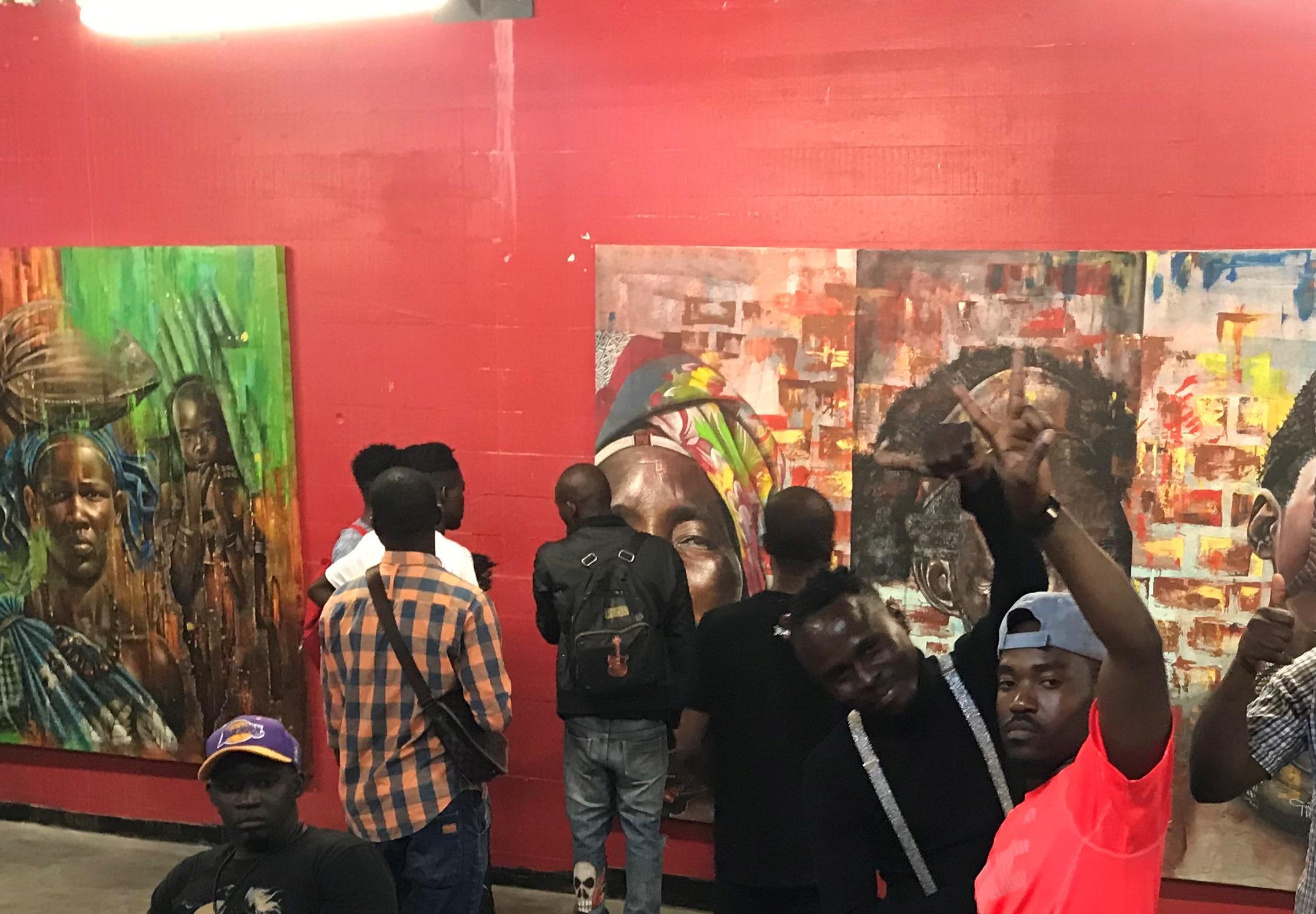 ESPAÇO D´ARTE comemora aniversário de Luanda com uma série de exposições