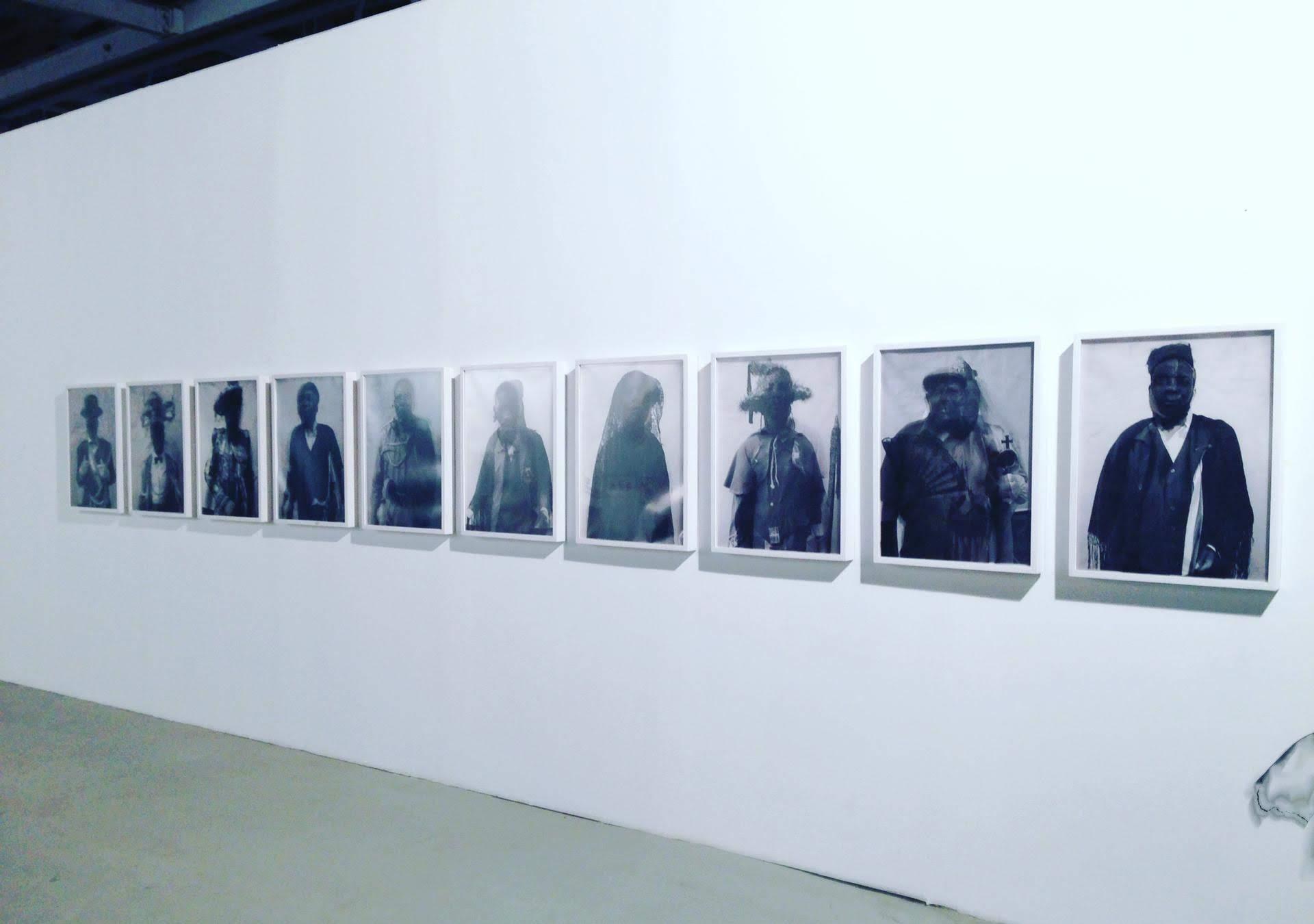 René Tavares expõe na galeria do Banco Económico