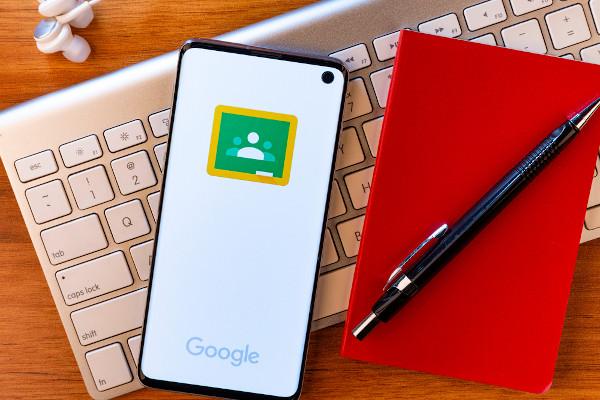 Descubra o Google Classroom
