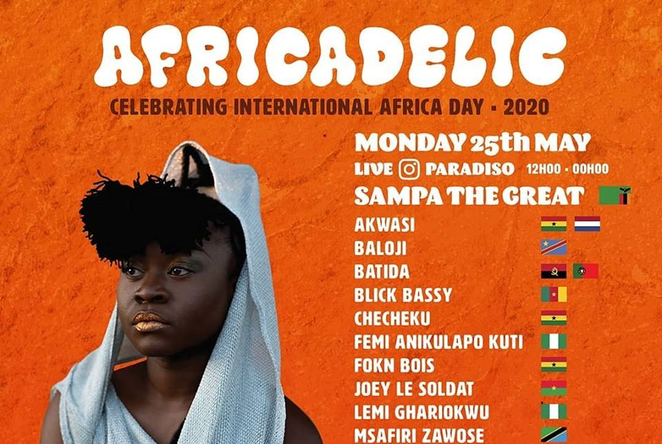 Acompanhe o Africadelic 2020 com concertos e outras sugestões culturais
