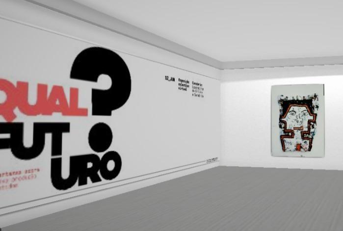 """Exposição virtual """"Qual futuro?"""" abre amanhã"""