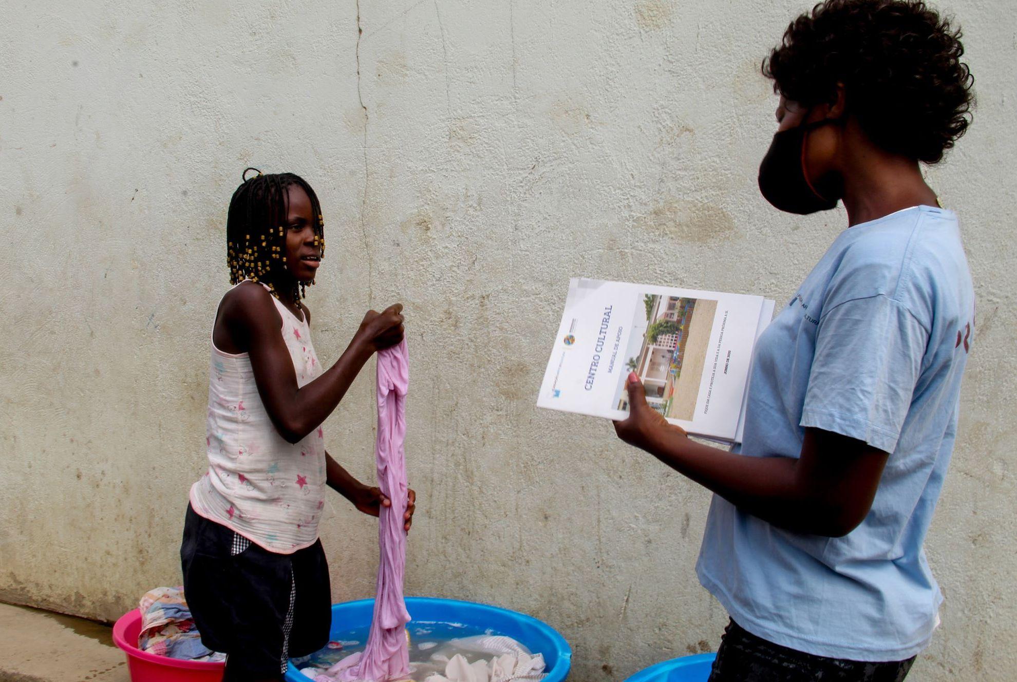 """Próxima edição do FALE CONNOSCO vai debater sobre a """"Protecção da criança no contexto do confinamento"""""""