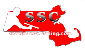 SSC Window Cleaning Logo
