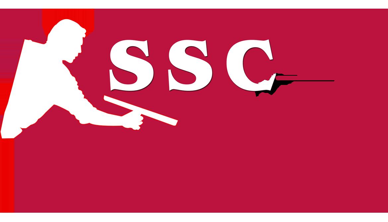SSC Window Cleaning Logo