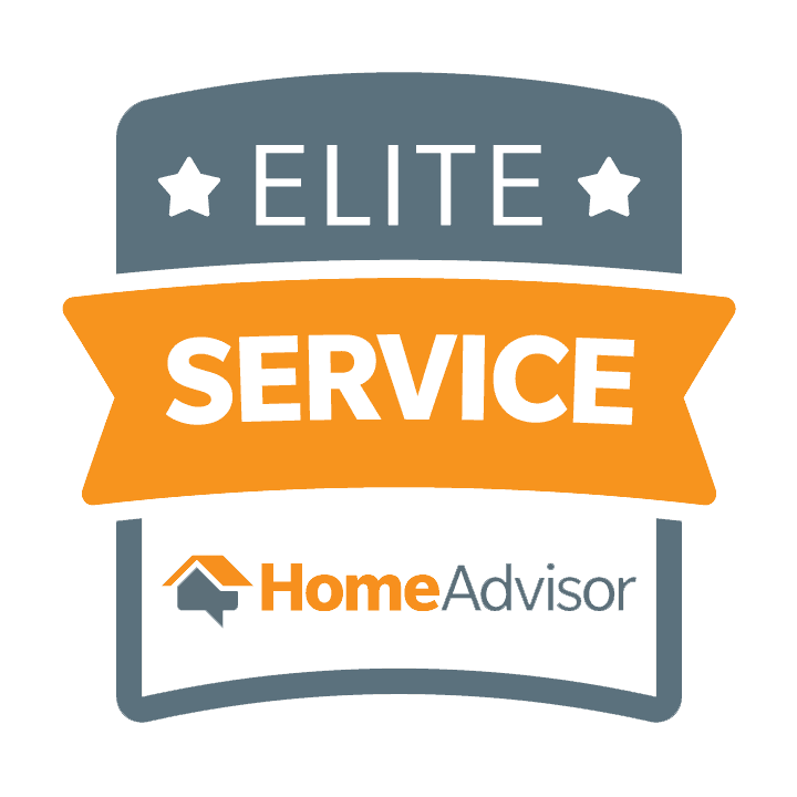 SSC Window Cleaning and Gutter has been awarded Elite Service by HomeAdvisor