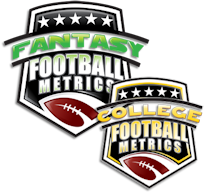 Fantasy & College Football Metrics