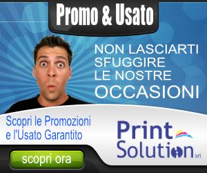 banner promo usato printsolution