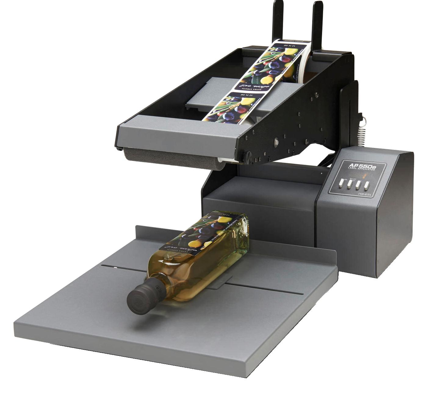 immagine AP-550e Applicatore semi-automatico di Etichette per Superfici Piane