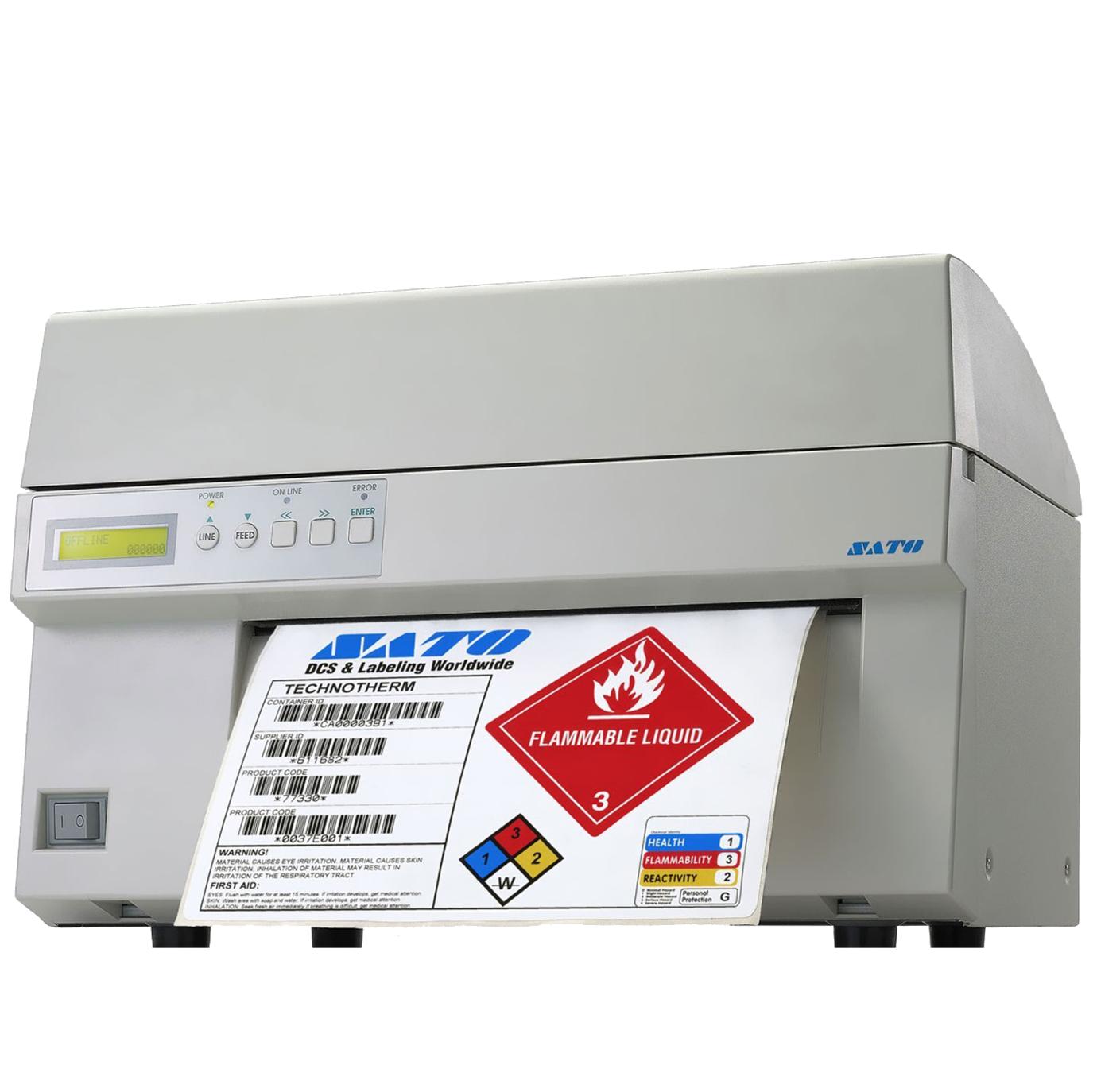 immagine stampante sato M10