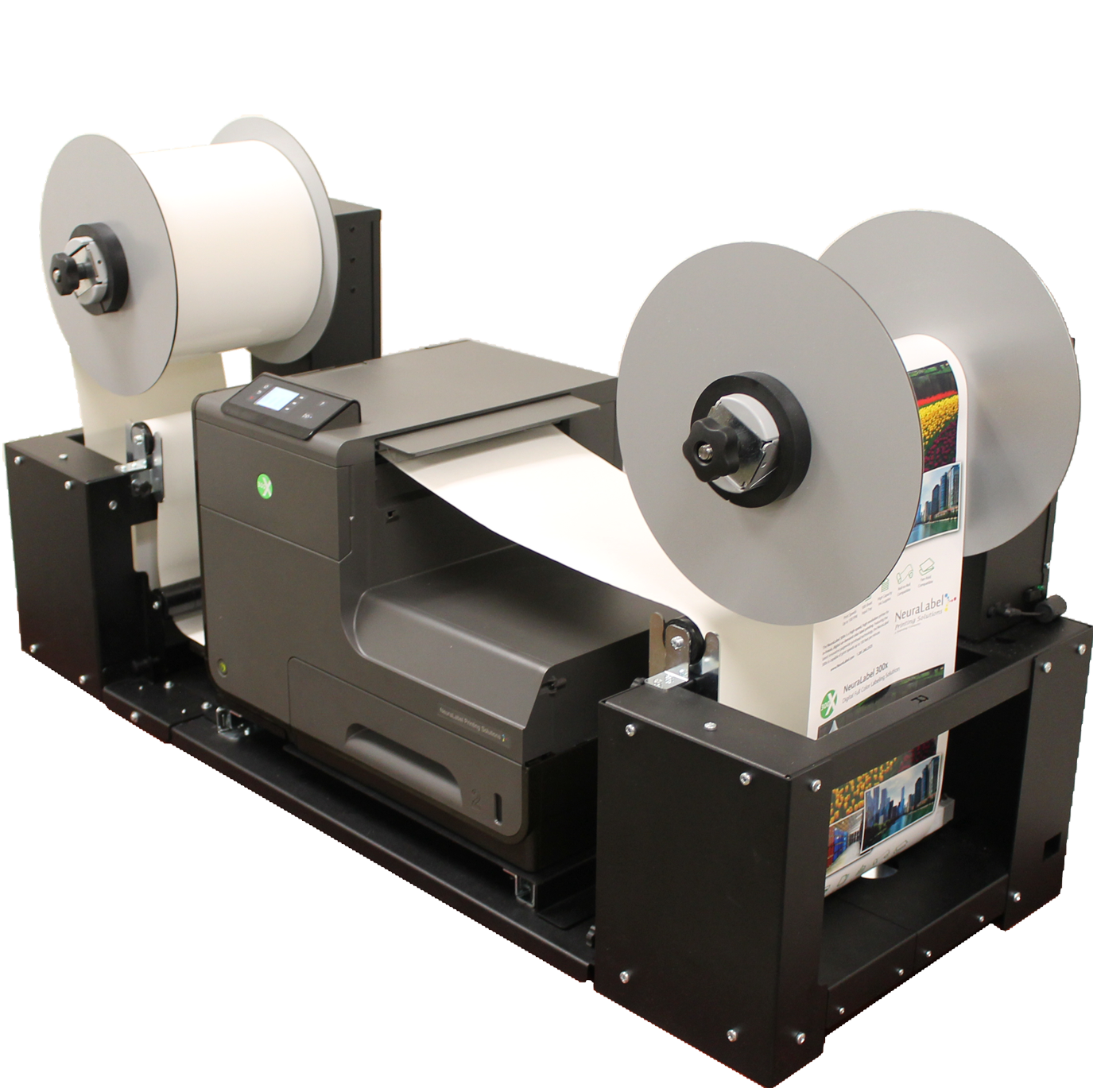 immagine stampante per etichette Neuralabel 300x