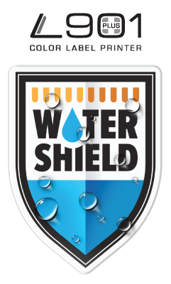L901 Plus with Watershield water-resistant inks