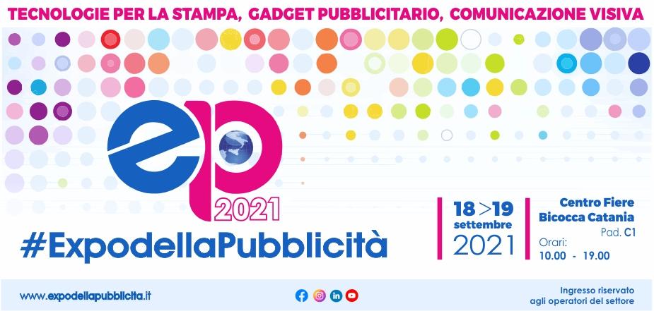 Printsolution Srl all' EXPO DELLA PUBBLICITA 2021