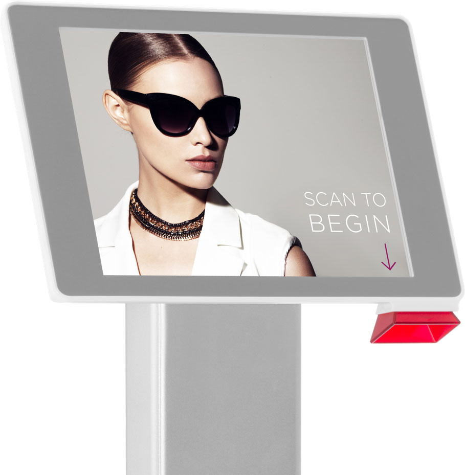 Aila and PredictSpring: Retail Endless Aisle Kiosk App for In-Store Technology Solution