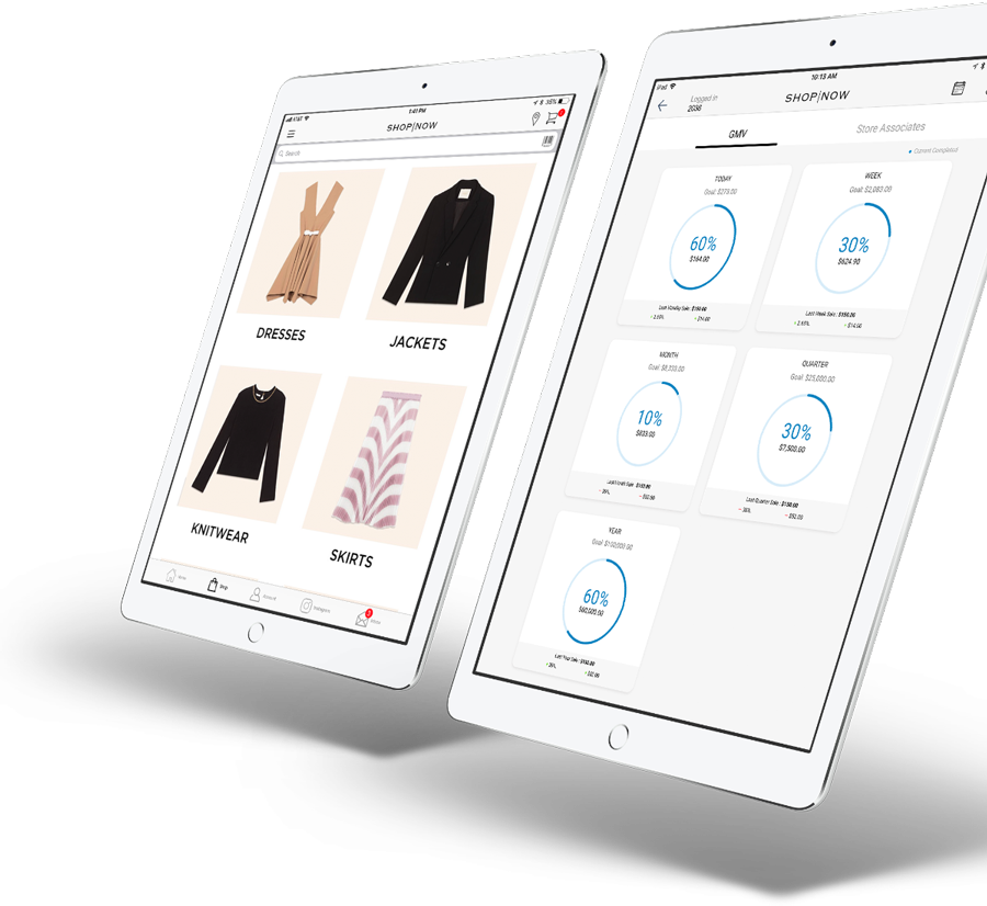 POS - point of sale software with Offline Mode for Brands and Retailers by PredictSpring