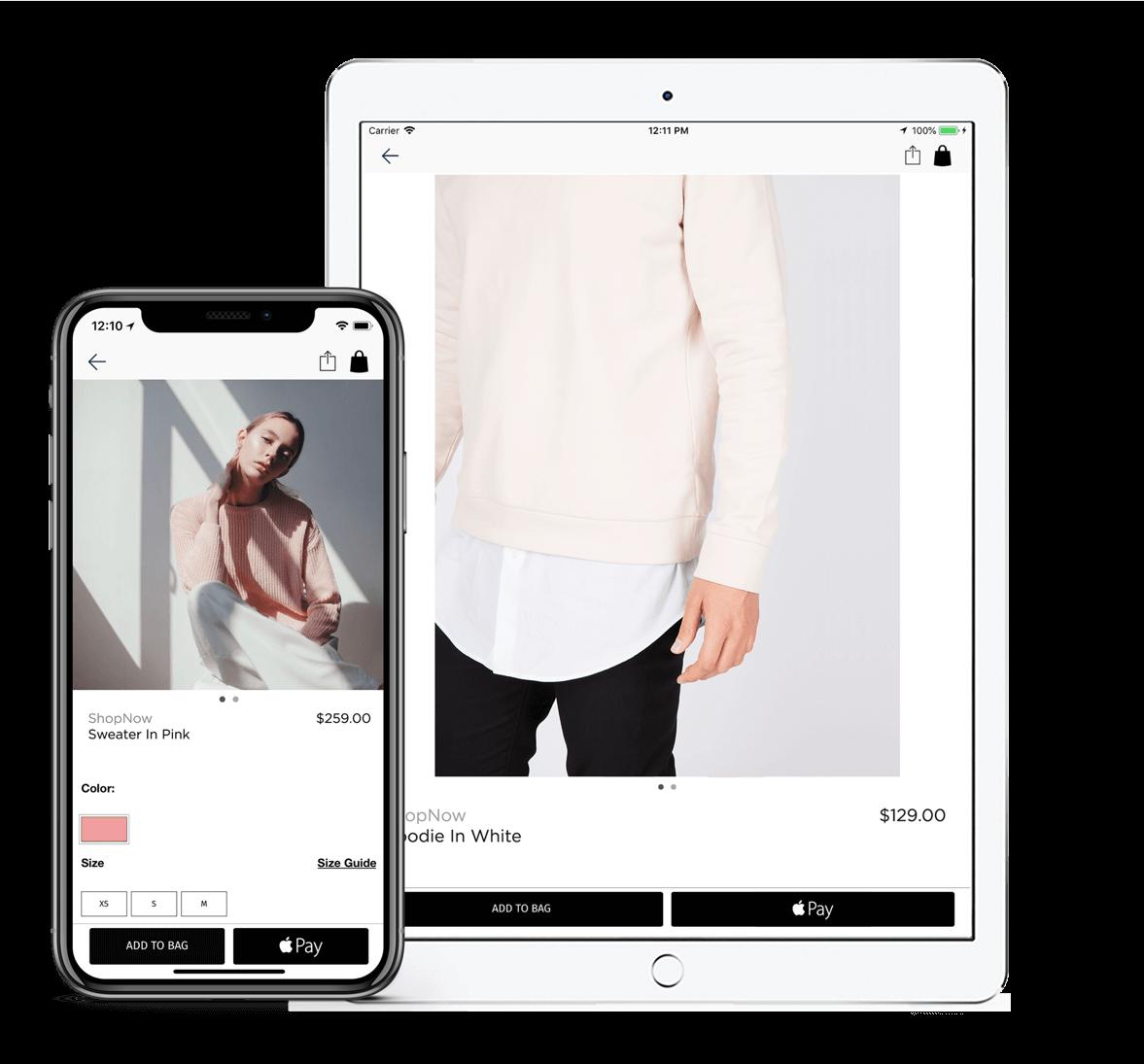 Apple Pay In-Store, In-App & Via Mobile Web | PredictSpring