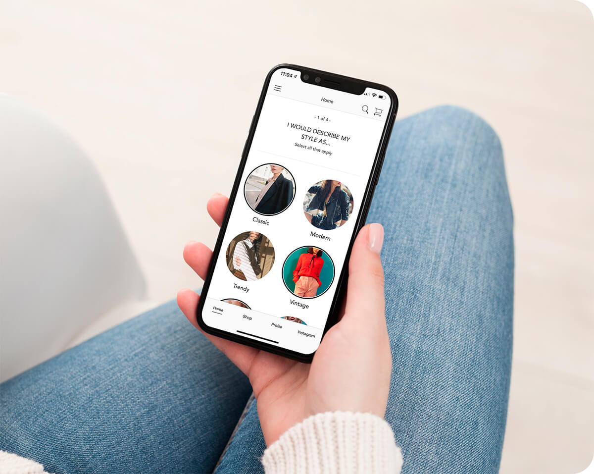 Personalized Native Mobile Apps for Brands & Retailers by PredictSpring