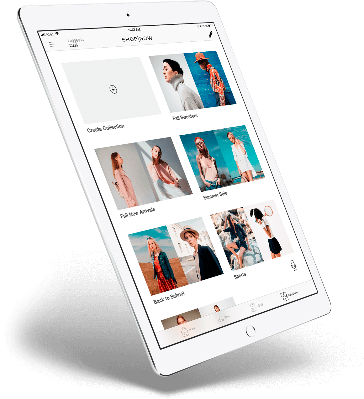 Clienteling Native Mobile App for Store Associates Powered By PredictSpring