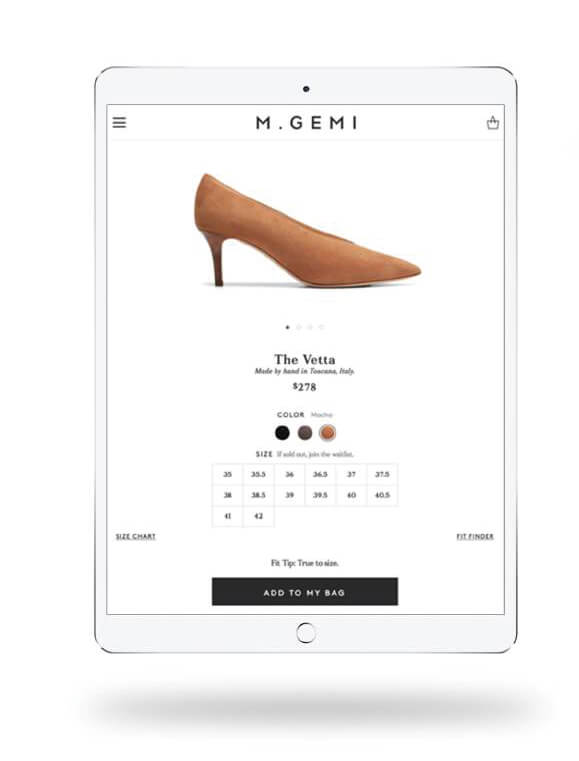 PredictSpring mobile point of sale (mPOS) app for Brands and Retailers
