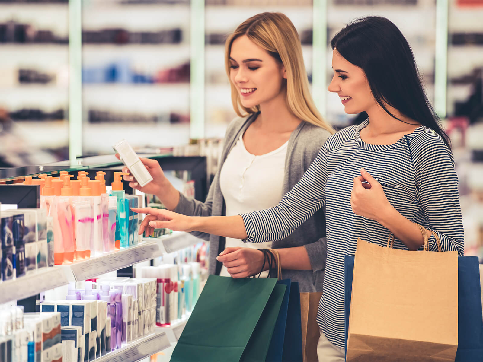 Point of sale software for Health and Beauty Brands by PredictSpring