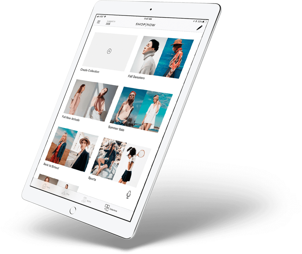 POS - Apparel and Footwear Point of sale software by PredictSpring