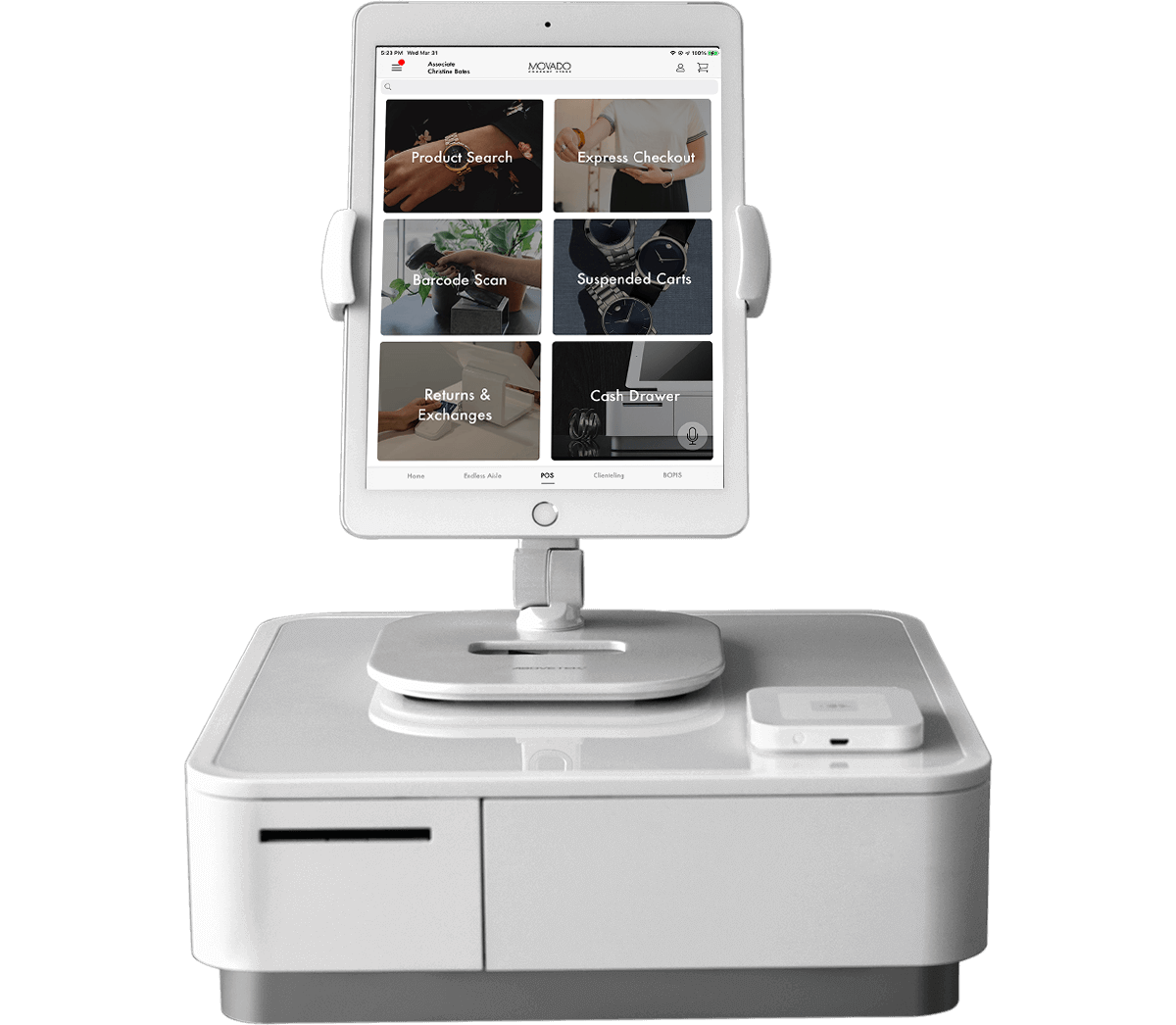 POS - Point of sale software for Furniture Brands and Retailer by PredictSpring