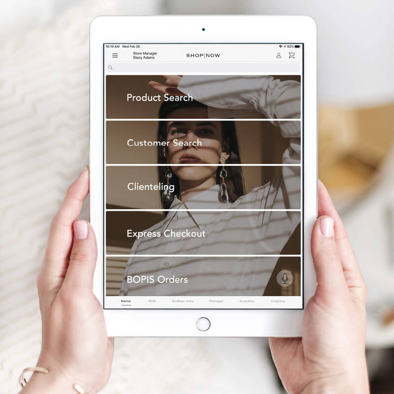 POS - point of sale software for Home Furnishing Brands and Retailers