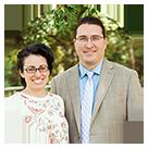 Pastor and Sister Hopkins
