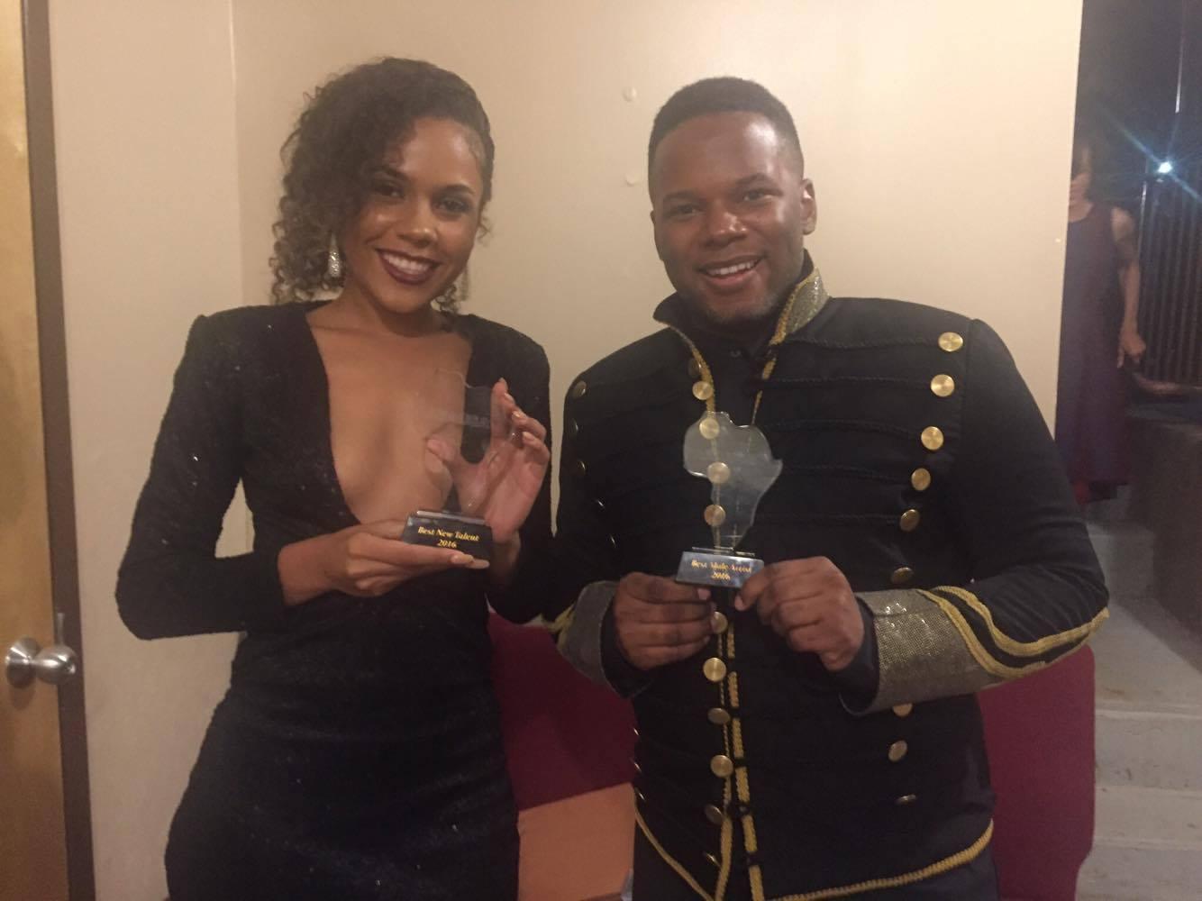 Arrancaram as nomeações para os African Entertainment Awards 2017