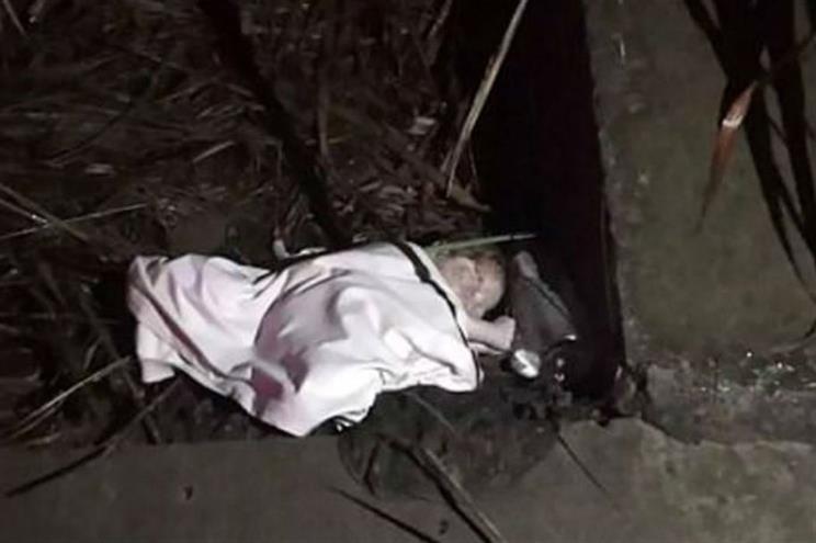 Mãe de 12 anos abandona filha recém-nascida no mato