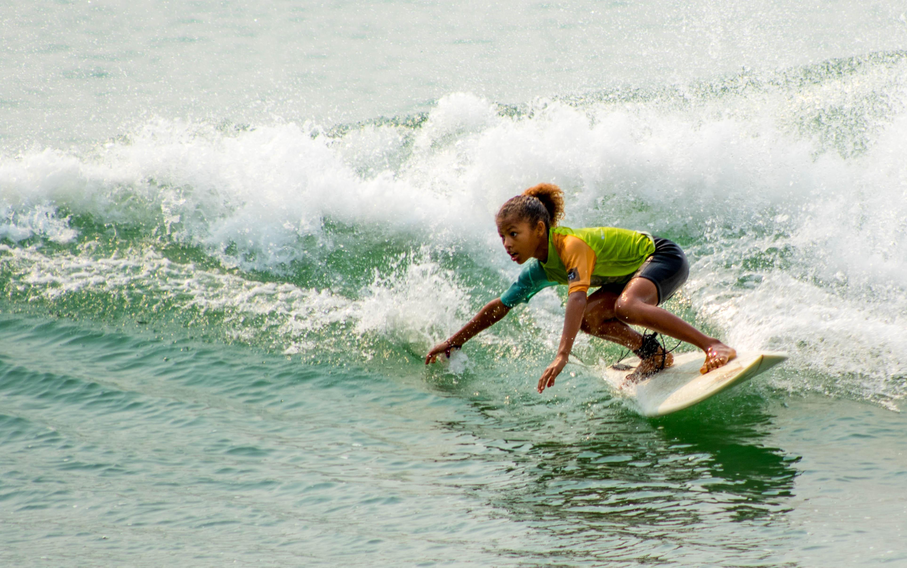 Cabo Ledo acolheu segundo campeonato de surf