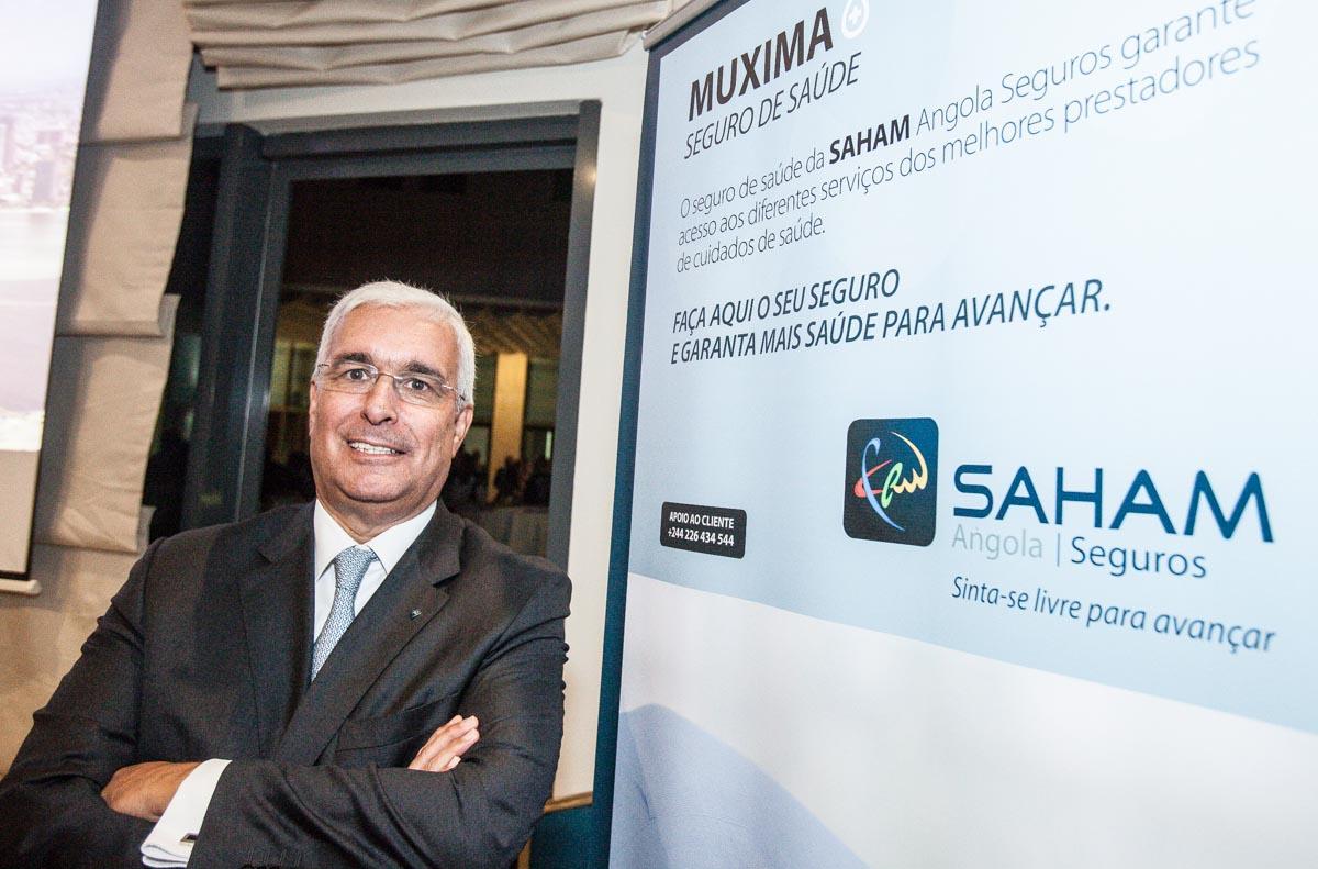 SAHAM Angola Seguros apresenta Muxima, novo pacote de saúde para empresas