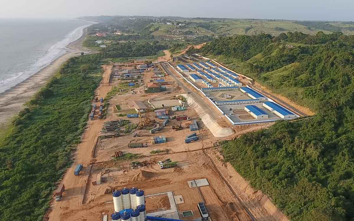 Porto do Caio garante operações completas em 2019