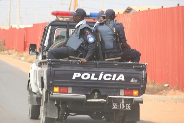 (In) segurança em Luanda