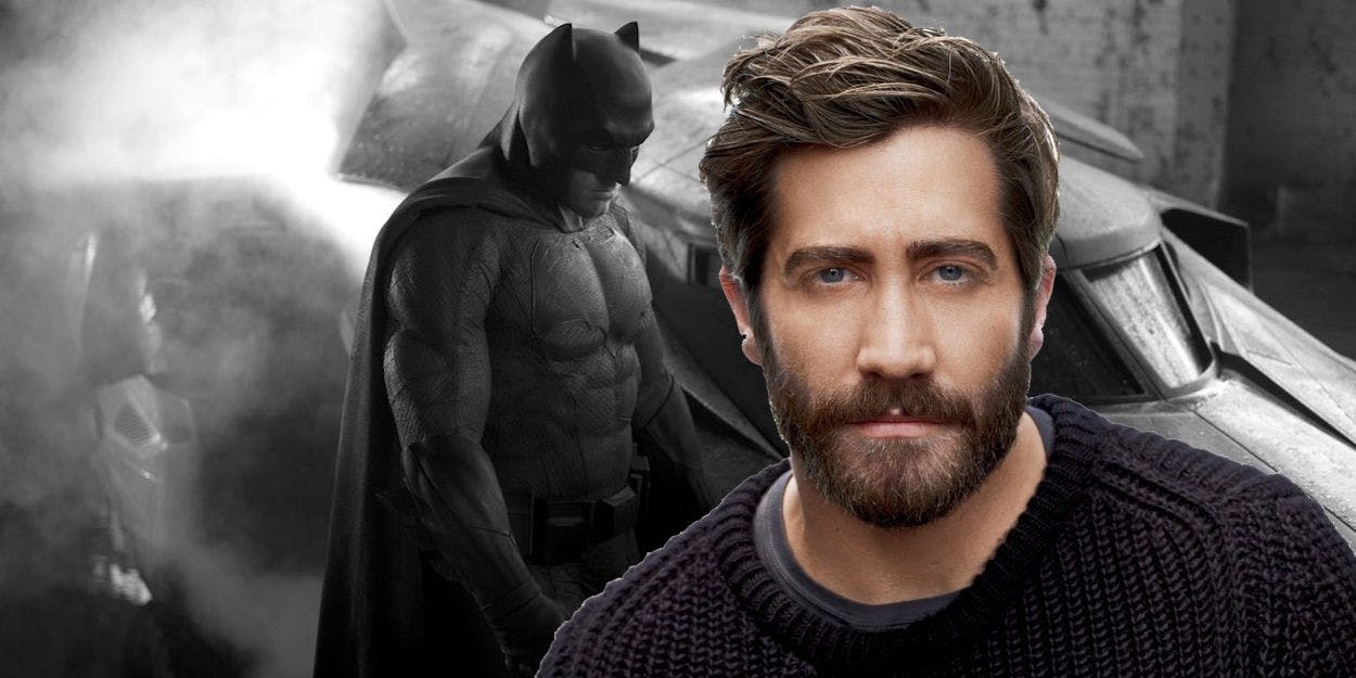 Jake Gyllenhaal poderá ser o novo Batman