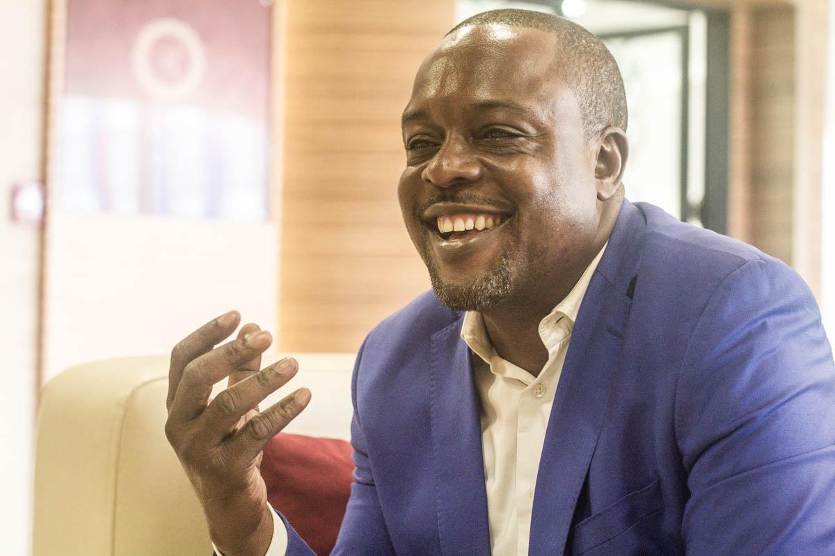 """Sebastião Mwanza: """"Os angolanos também têm algo para mostrar e ensinar aos sul-africanos"""""""