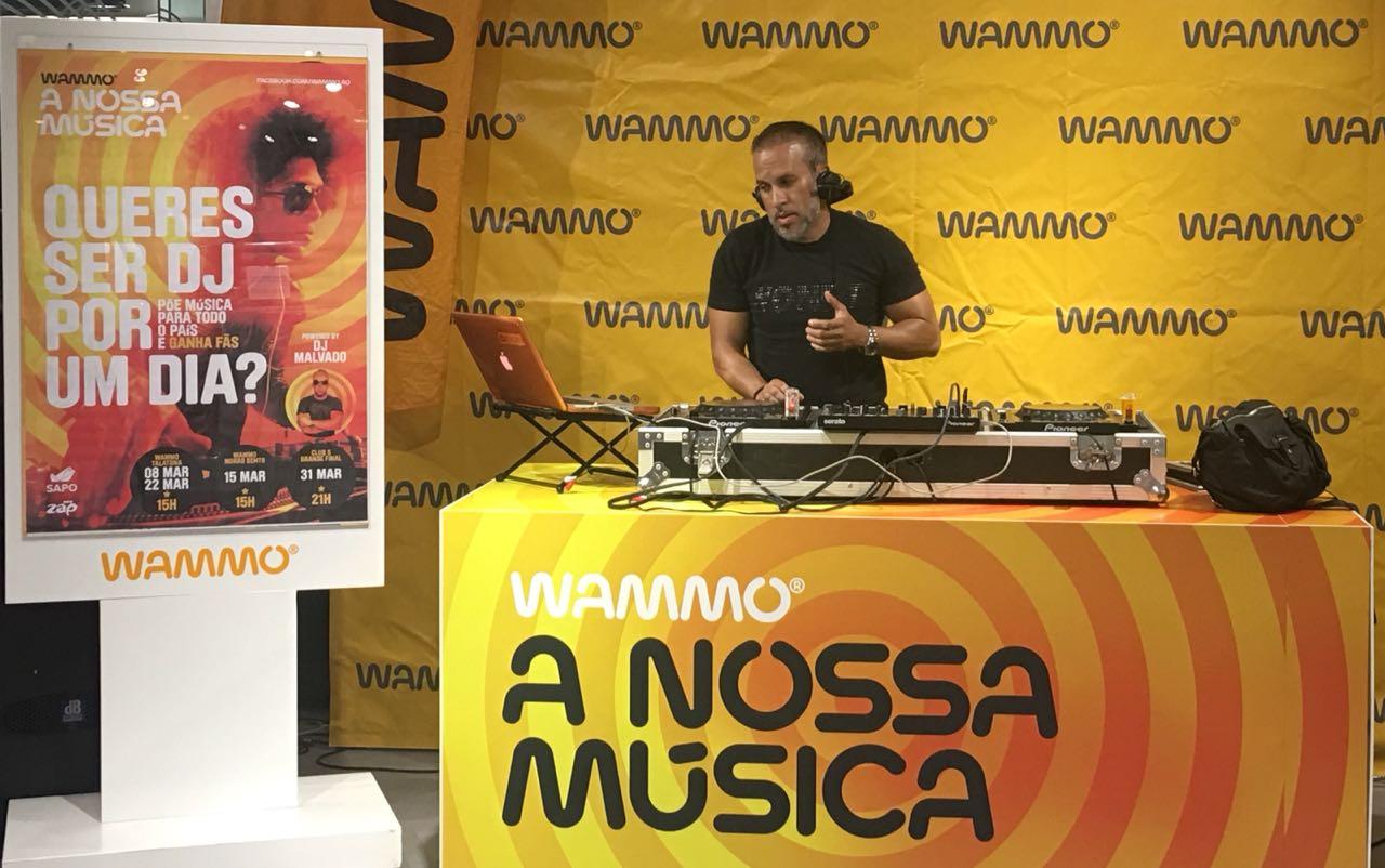 "Passatempo ""Wammo Ser DJ"" chega hoje ao fim"
