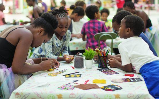 Belas Shopping dedica Oficina Mágica ao Mês da Criança