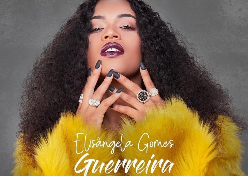 Elisângela Gomes começa carreira de rapper na Galáxia Records e agradece apoio dos fãs