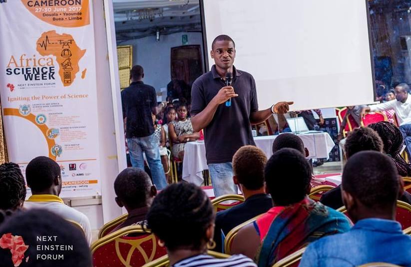 "Angola acolhe primeiro ""Africa Science Week"""