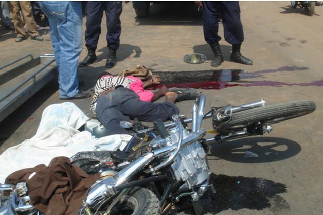 Zaire: Motorizada perde travão e mata quatro pessoas em Mbanza Kongo