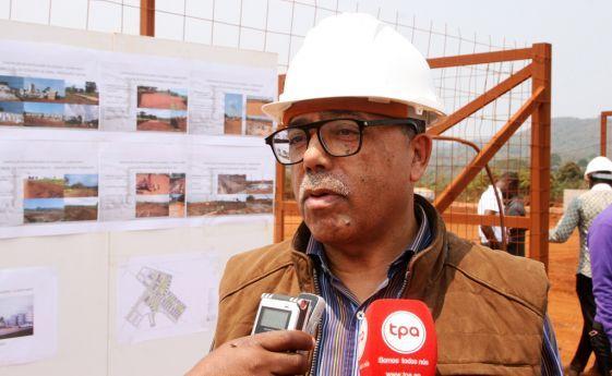 Dificuldades financeiras estagnam obras de projecto urbanístico em Ndalatando
