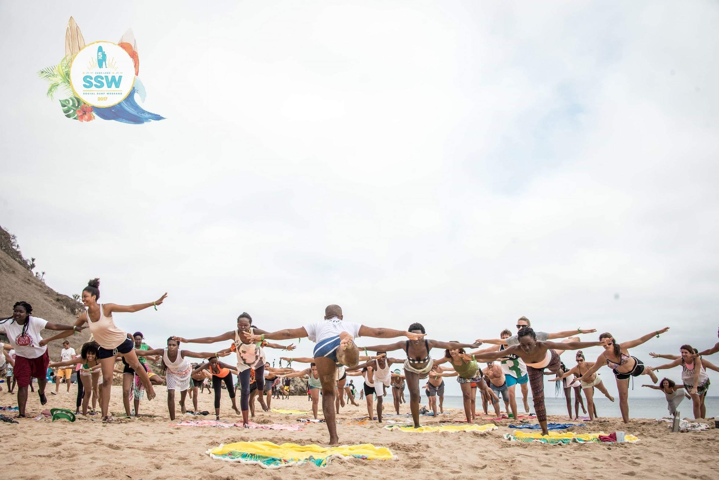 Social Surf Weekend regressa ao Cabo Ledo no próximo fim-de-semana