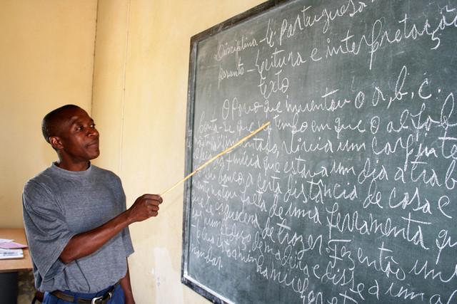 Destacada importância da valorização do docente