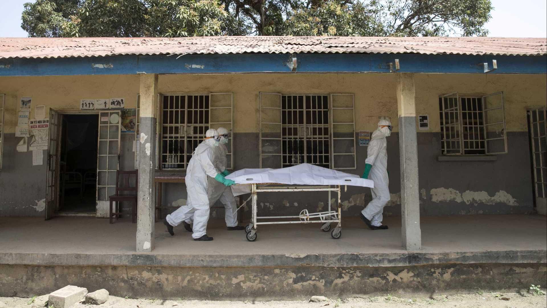 Surto de ébola é o mais mortífero na história da RDC