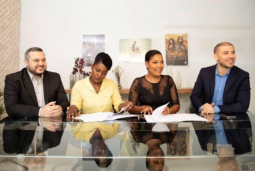 Juddy da Conceição e Rosa de Sousa assinam novo programa da Record TV África