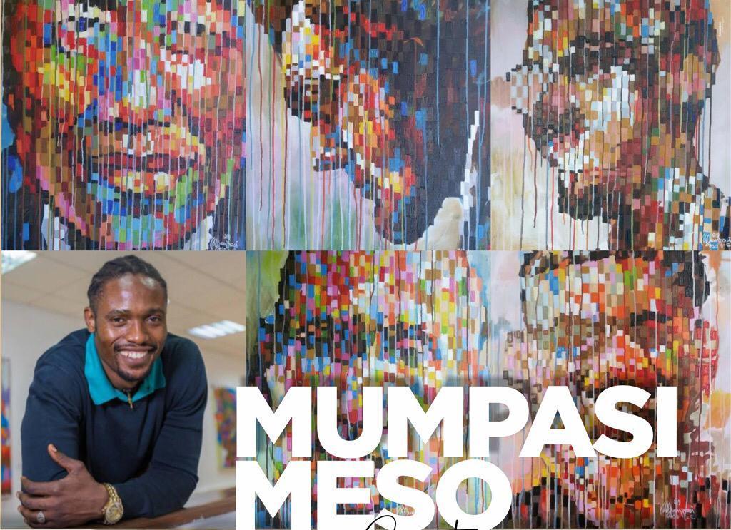 """Mumpasi Meso inaugura hoje """"Ícones Contemporâneos"""""""