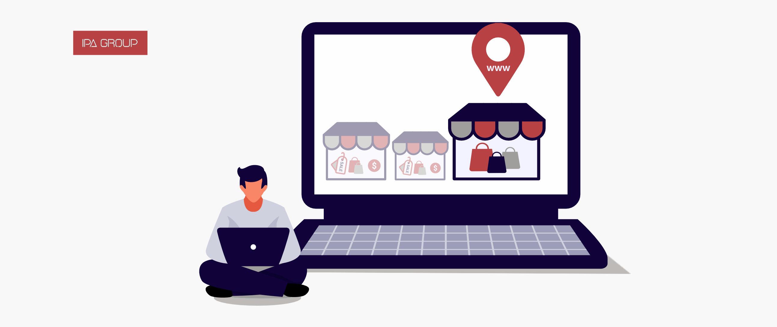Sitios web visibles en el futuro